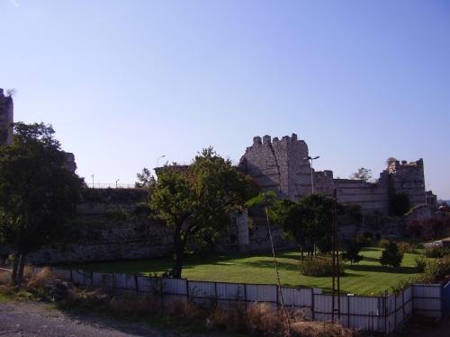 Istanbul Land Walls 2010