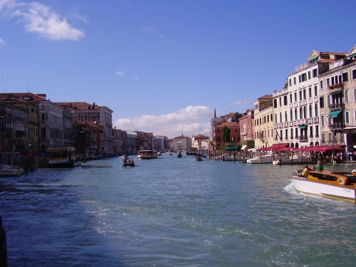 Venice Grand Canal 2010