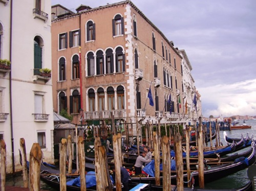 Gondolas [Source: Europe 2013]