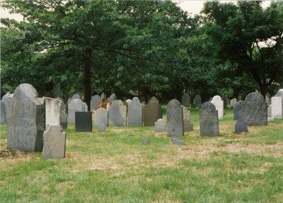 Arkham cemetery