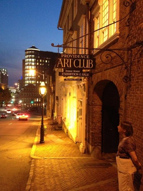 Providence Arts Club