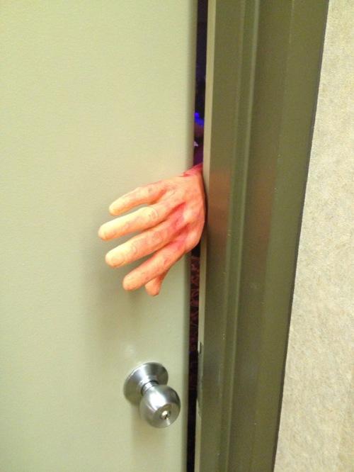 Penultimate playtest door