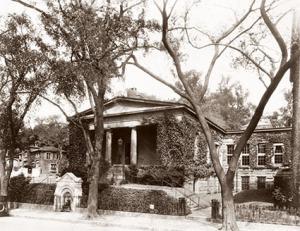 Providence Athenaeum - exterior