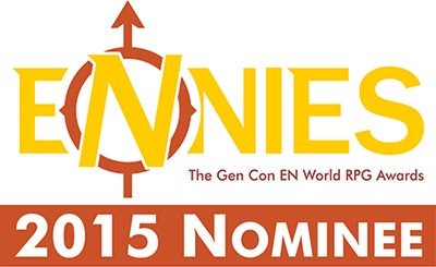 ENnies 2015 Nominee
