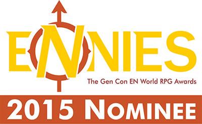 ENnies 2015 Nominee