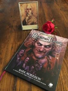 Reign of Terror hardcover