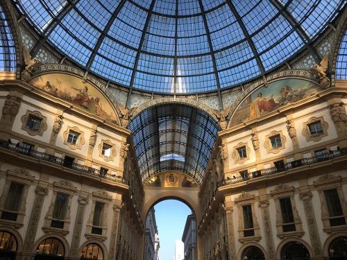 Interior - Galleria Vittoria Emanuele II