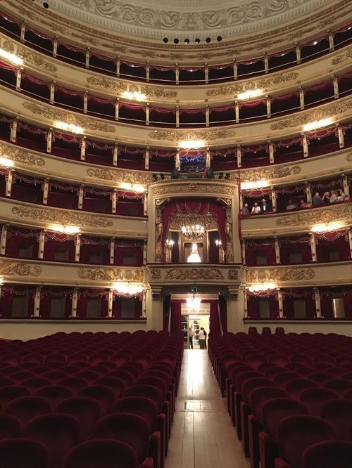 Teatro Alla Scalla