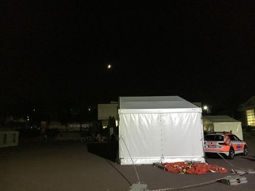 The Tent o Doom