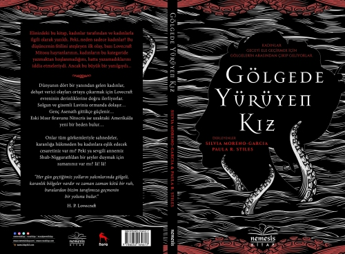 She Walks In Shadows, Turkish Cover